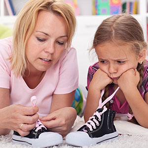 Colorful shoelaces for kids - Slacklace